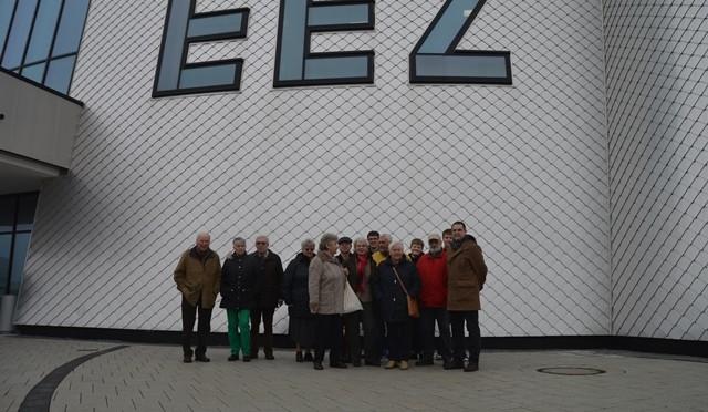 Besuch beim EEZ in Aurich