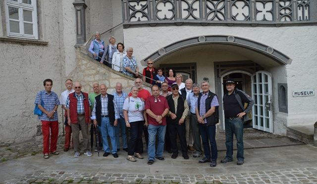 """Treffen der ehemaligen """"Braunschweiger ABC-isten"""" in Gifhorn"""